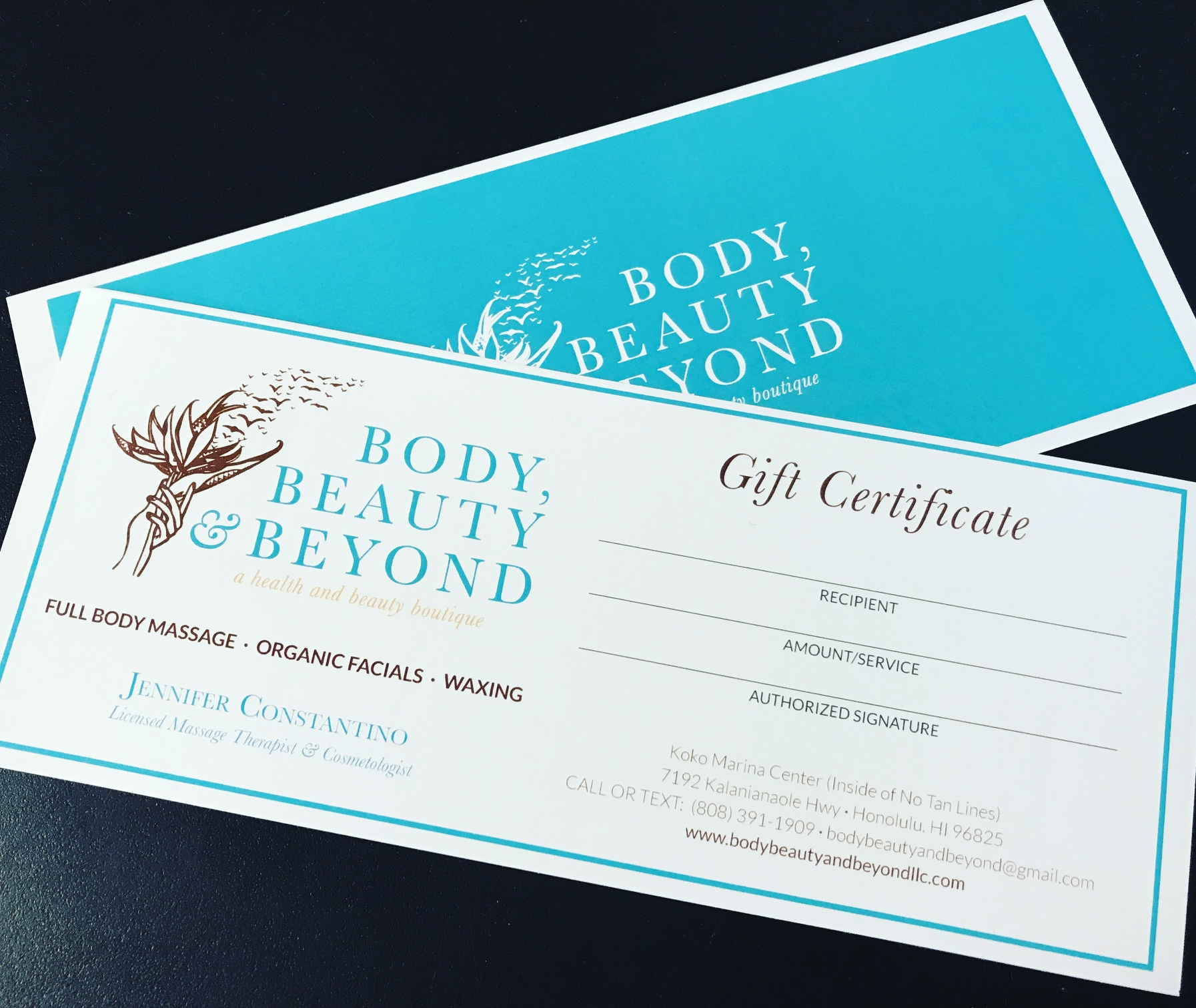 Body, Beauty And Beyond LLC In Honolulu HI | Vagaro